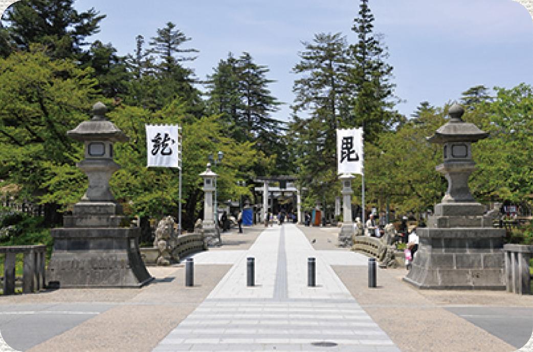 米沢の歴史・観光を楽しもう